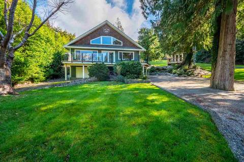 House for sale at 8576 Redrooffs Rd Halfmoon Bay British Columbia - MLS: R2443874