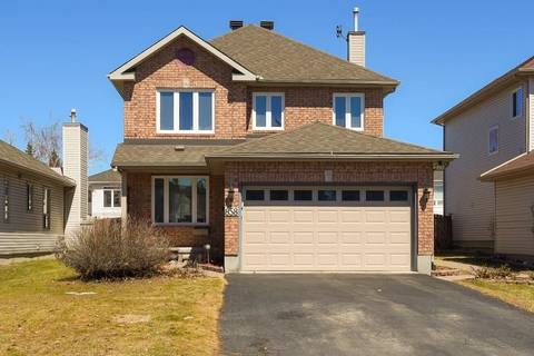 House for sale at 858 Clearcrest Cres Ottawa Ontario - MLS: 1147775