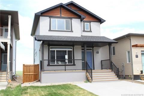 House for sale at 858 Greywolf Run N Lethbridge Alberta - MLS: LD0169718