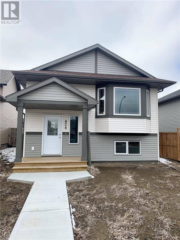 House for sale at 858 Jessie Mcleay Rd N Lethbridge Alberta - MLS: ld0191721