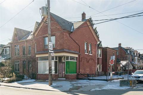 Townhouse for sale at 858 Palmerston Ave Toronto Ontario - MLS: C4700039