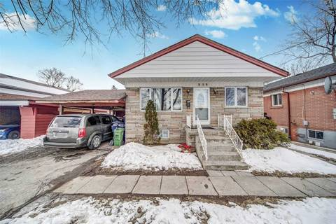 House for sale at 858 Scarborough Golf Clu Rd Toronto Ontario - MLS: E4696425