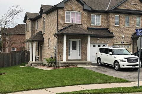 Townhouse for sale at 858 Sisler Ave Newmarket Ontario - MLS: N4472570