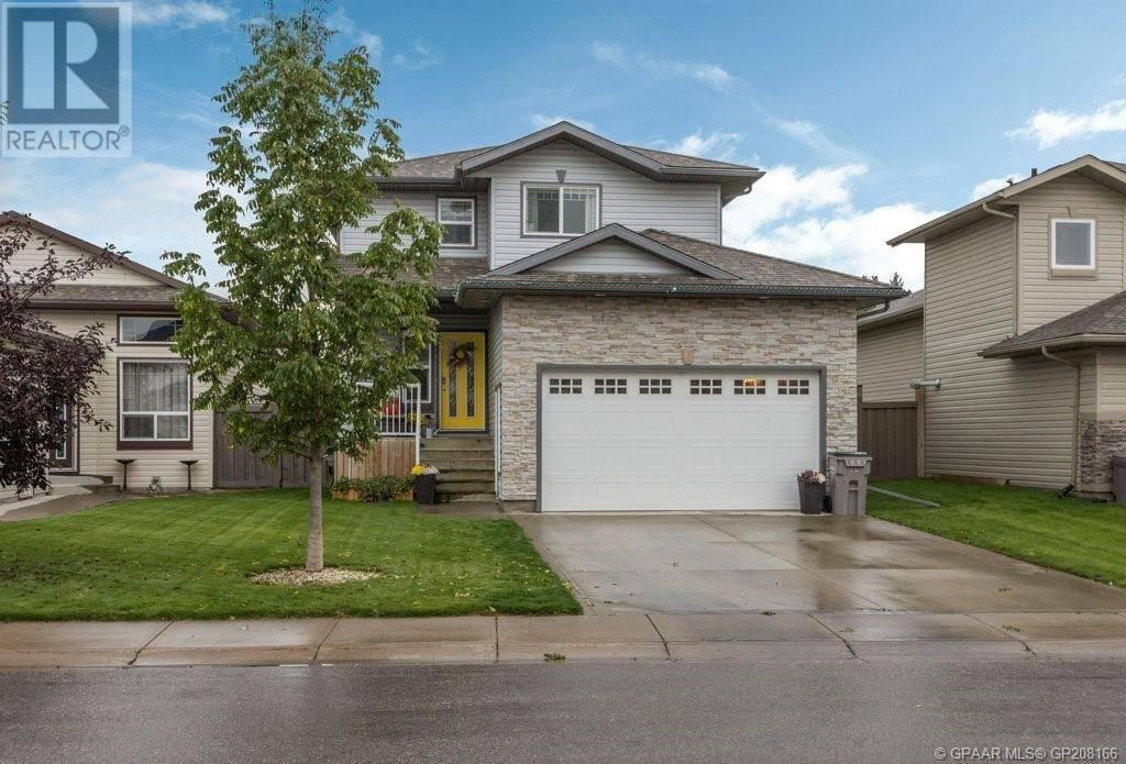 House for sale at 8583 69 Ave Grande Prairie Alberta - MLS: GP208166