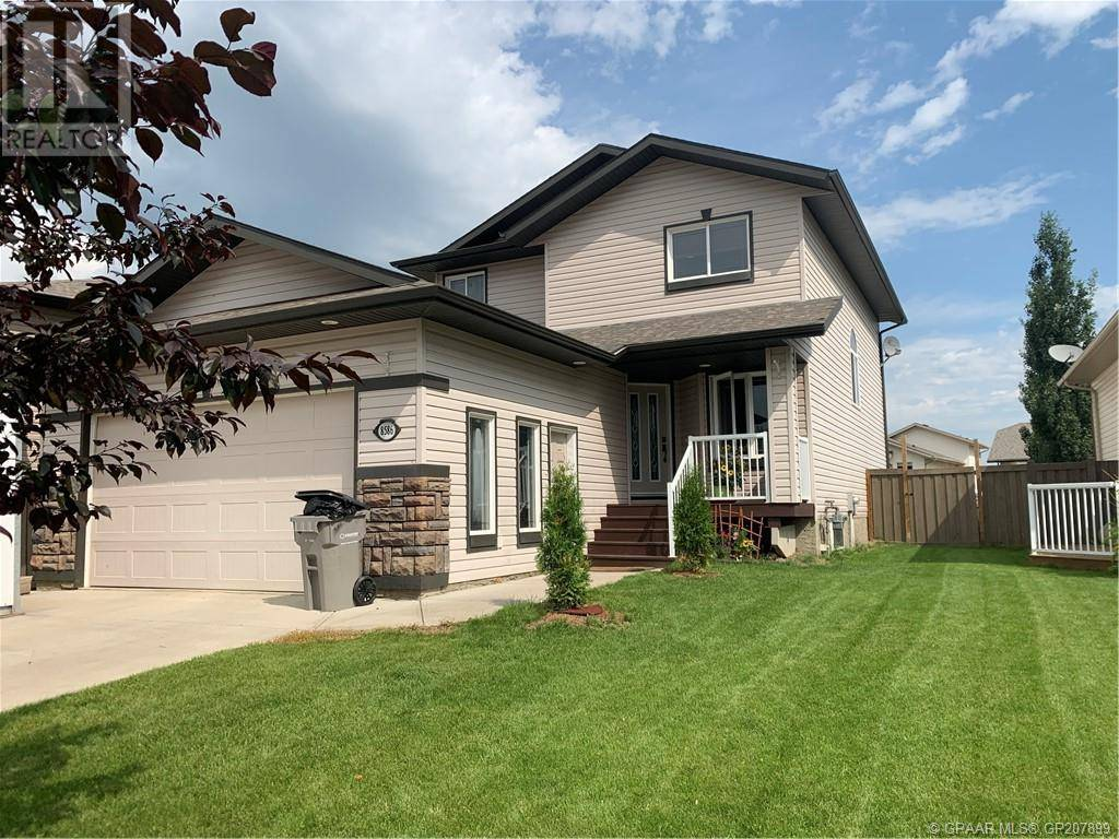 House for sale at 8586 69 Ave Grande Prairie Alberta - MLS: GP207899