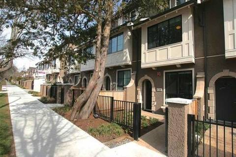 Townhouse for sale at 8586 Osler St Vancouver British Columbia - MLS: R2360351