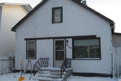 House for sale at 859 Argyle St Regina Saskatchewan - MLS: SK797348