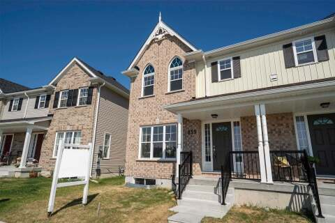 Townhouse for sale at 859 Broadway Blvd Peterborough Ontario - MLS: X4823787