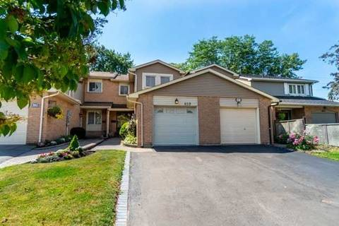 Townhouse for sale at 859 Hyland St Whitby Ontario - MLS: E4520893