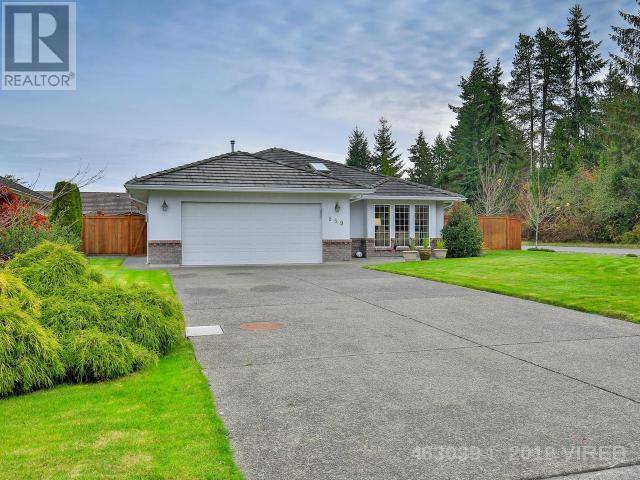 House for sale at 859 Woodcrest Pl Qualicum Beach British Columbia - MLS: 463039