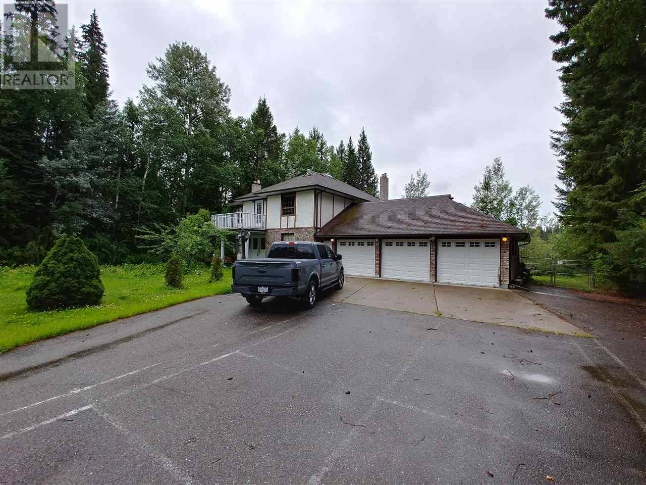 House for sale at 8597 Nechako Rd North Prince George British Columbia - MLS: R2444628