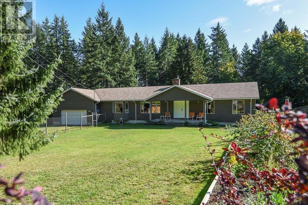 House for sale at 8598 Island  North Black Creek British Columbia - MLS: 832914
