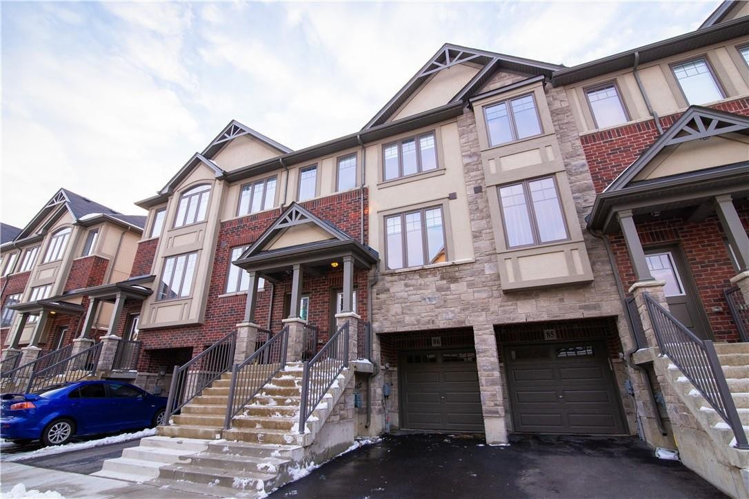 Townhouse for sale at 1169 Garner Rd E Unit 86 Ancaster Ontario - MLS: H4093703