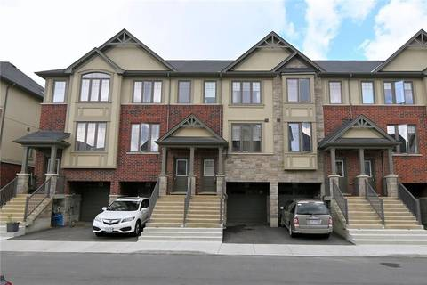 Townhouse for sale at 1169 Garner Rd E Unit 86 Ancaster Ontario - MLS: H4057009