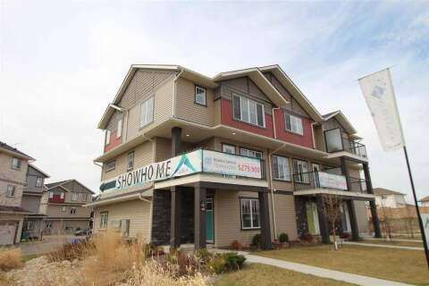 Townhouse for sale at 12815 Cumberland Rd NW Unit 86 Edmonton Alberta - MLS: E4180591