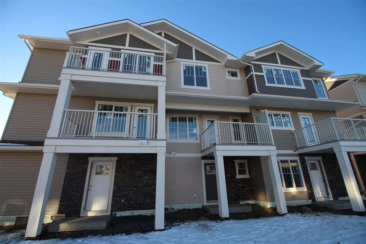 Townhouse for sale at 12815 Cumberland Rd NW Unit 86 Edmonton Alberta - MLS: E4213448