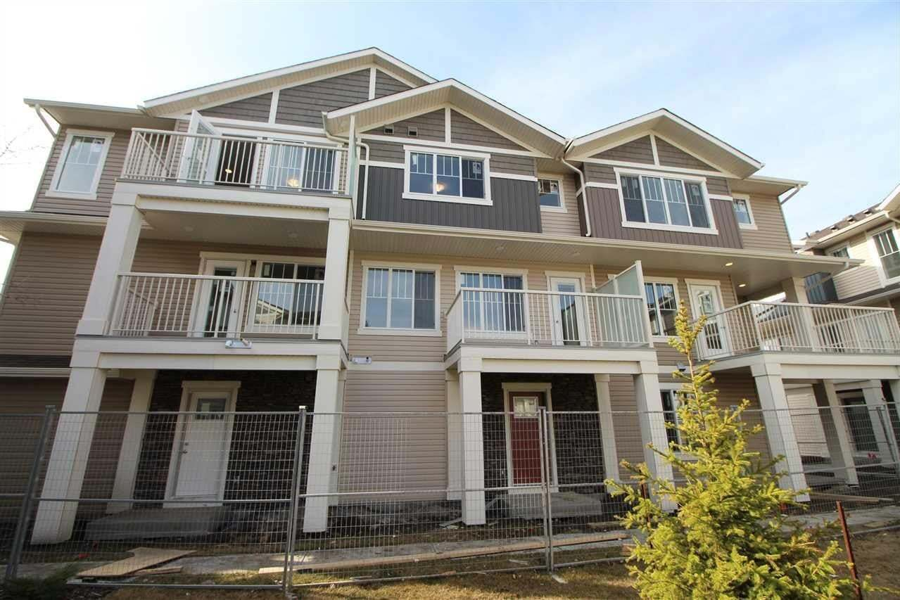 Townhouse for sale at 17832 78 St NW Unit 86 Edmonton Alberta - MLS: E4192337