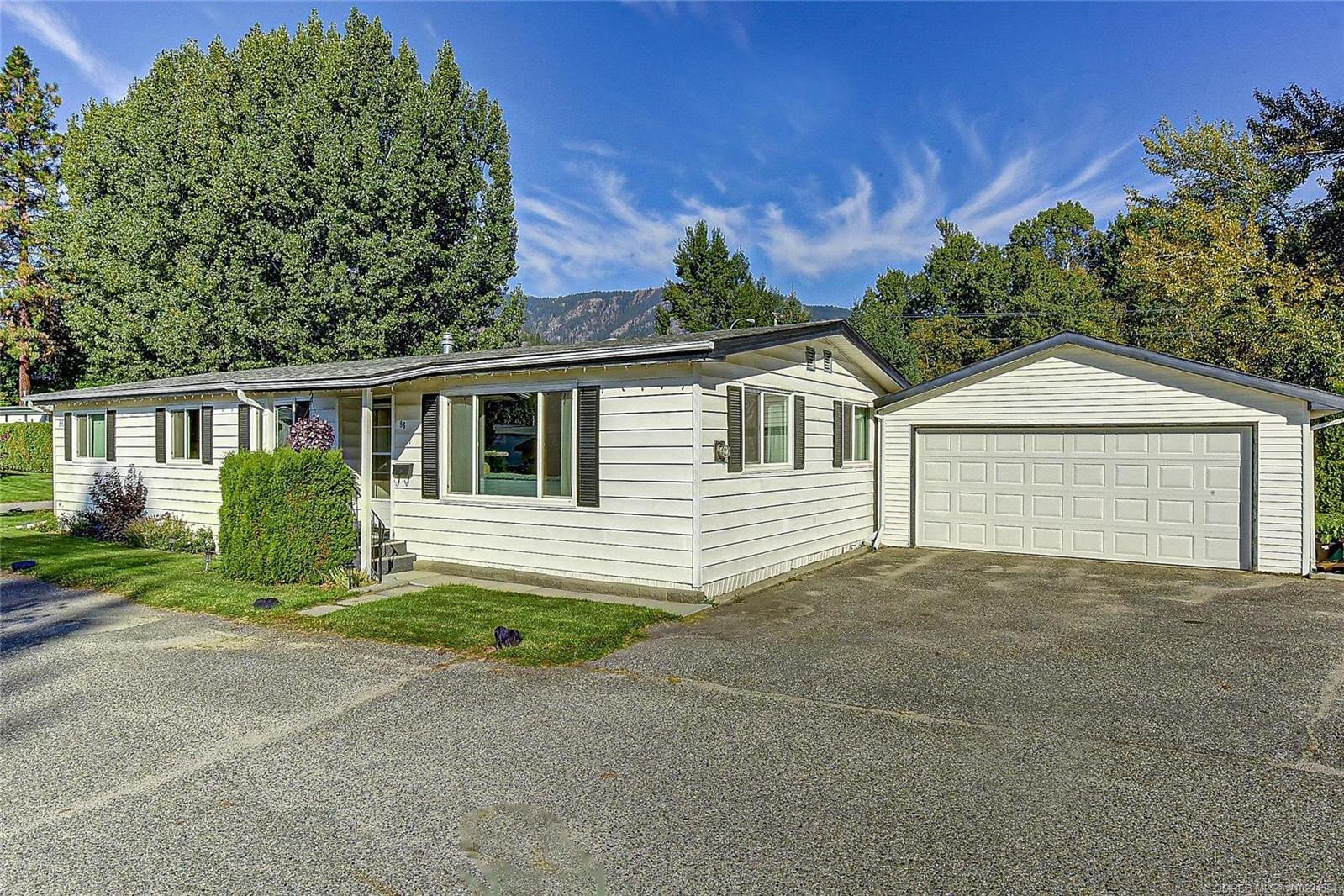 Home for sale at 1929 Highway 97 Hy South Unit 86 West Kelowna British Columbia - MLS: 10221554