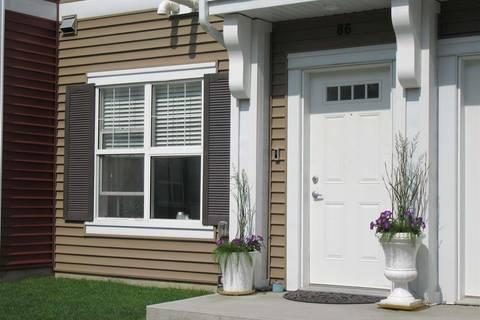 Townhouse for sale at 2803 James Mowatt Tr Sw Unit 86 Edmonton Alberta - MLS: E4137023