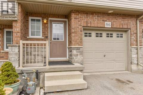 Townhouse for sale at 355 Fisher Mills Rd Unit 86 Cambridge Ontario - MLS: 30725042