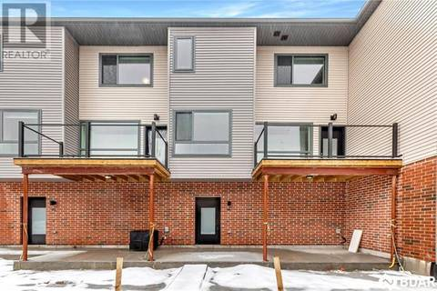 Townhouse for sale at 369 Essa Rd Unit 86 Barrie Ontario - MLS: 30723592