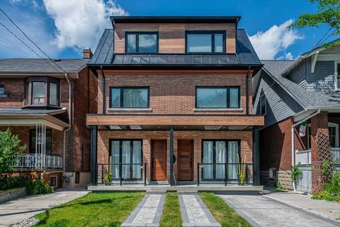 Townhouse for sale at 86 Greensides Ave Toronto Ontario - MLS: C4567617