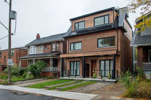 Townhouse for sale at 86 Greensides Ave Toronto Ontario - MLS: C4676405