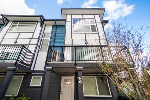 Townhouse for sale at 9680 Alexandra Rd Unit 86 Richmond British Columbia - MLS: R2405880