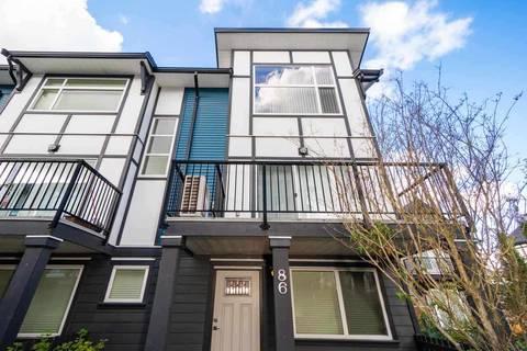 Townhouse for sale at 9680 Alexandra Rd Unit 86 Richmond British Columbia - MLS: R2437888