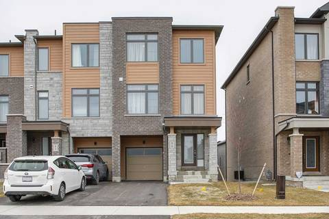 Townhouse for sale at 86 Allure St Newmarket Ontario - MLS: N4723128