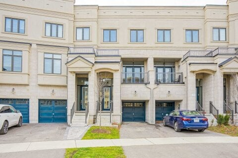 Townhouse for rent at 86 Arianna Cres Vaughan Ontario - MLS: N4997636