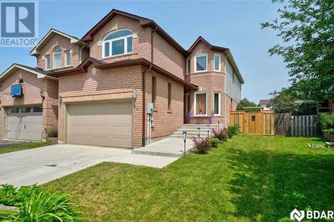 House for sale at 86 Athabaska Rd Barrie Ontario - MLS: 30750416