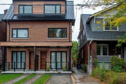 Townhouse for sale at 86 Greensides Ave Toronto Ontario - MLS: C4915831
