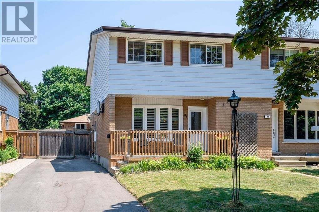 House for sale at 86 Baird Ave Kitchener Ontario - MLS: 30819008