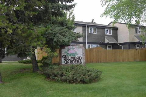 Townhouse for sale at 86 Belmead Gdns Nw Edmonton Alberta - MLS: E4142985