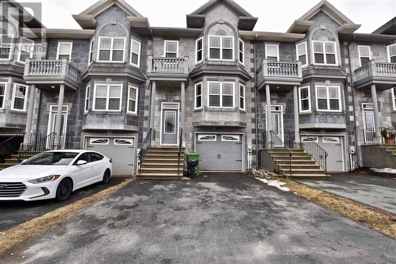 Townhouse for sale at 86 Bosun Run Halifax Nova Scotia - MLS: 202004804