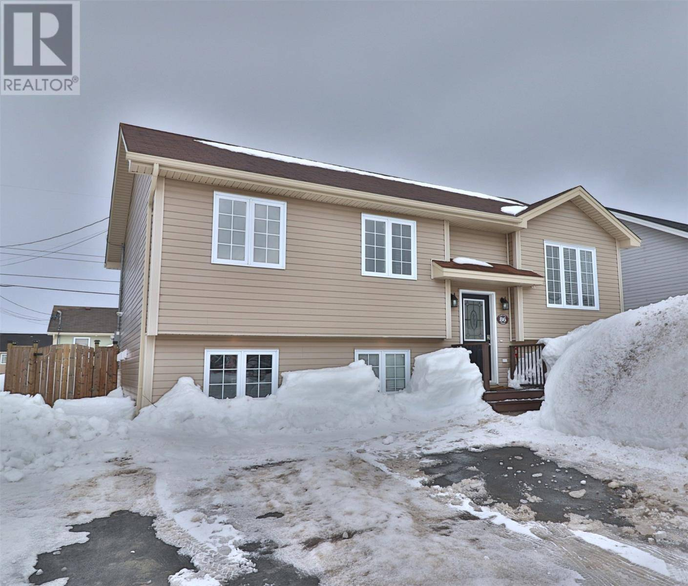 House for sale at 86 Cape Pine St St. John's Newfoundland - MLS: 1209916