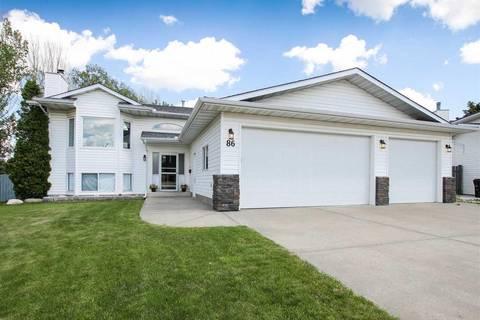 House for sale at 86 Carmel Rd Sherwood Park Alberta - MLS: E4162057