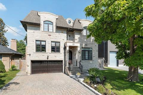 House for sale at 86 Carmichael Ave Toronto Ontario - MLS: C4408876