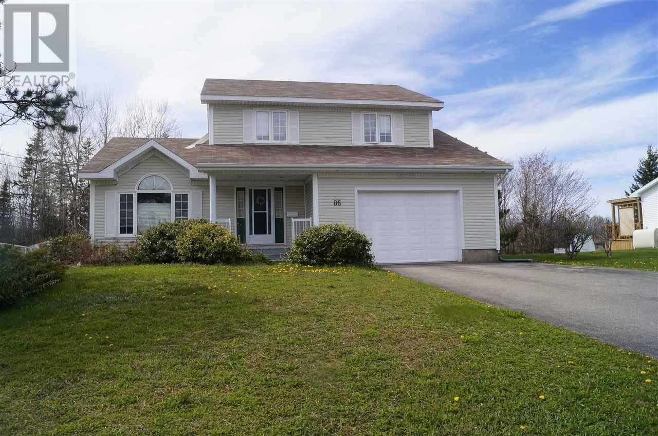 House for sale at 86 Carmichael Dr Sydney Nova Scotia - MLS: 201926762
