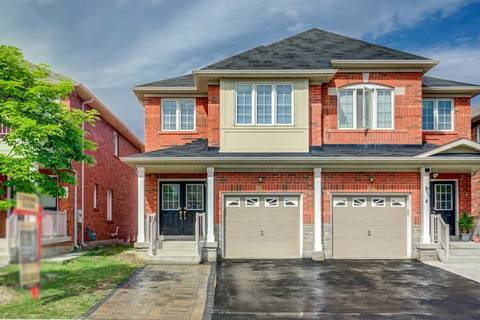Townhouse for sale at 86 Checkerberry Cres Brampton Ontario - MLS: W4522172