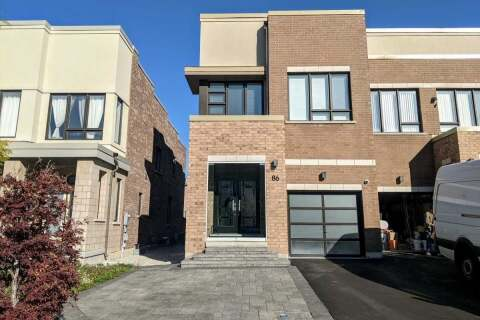 Townhouse for rent at 86 Dariole Dr Richmond Hill Ontario - MLS: N4957308