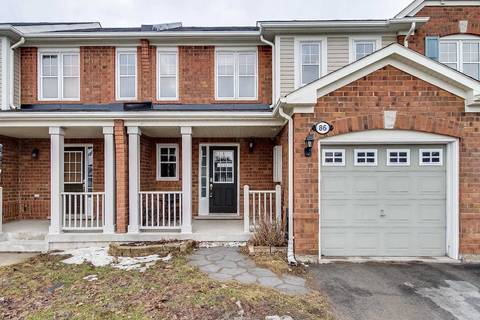 Townhouse for sale at 86 Dougherty Cres Whitchurch-stouffville Ontario - MLS: N4410683
