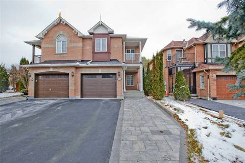 Townhouse for sale at 86 English Oak Dr Richmond Hill Ontario - MLS: N4422342