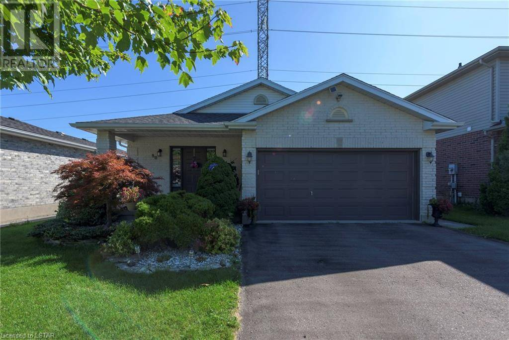 House for sale at 86 Eula White Pl London Ontario - MLS: 219987
