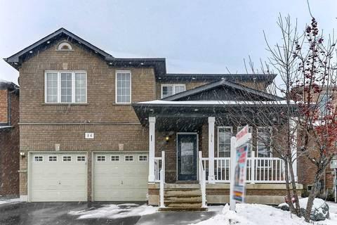 House for sale at 86 Fairhill Ave Brampton Ontario - MLS: W4664063
