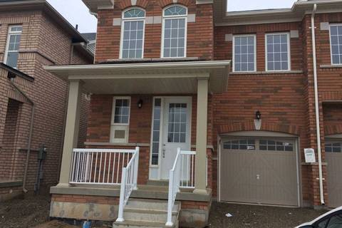 Townhouse for rent at 86 Germain Circ Brampton Ontario - MLS: W4422676