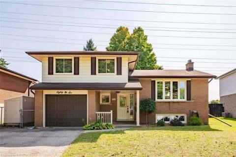 House for sale at 86 Glen Park Cres Kitchener Ontario - MLS: 40018643