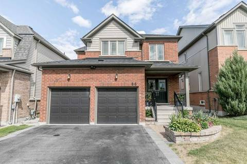 House for sale at 86 Gwillimbury Dr Bradford West Gwillimbury Ontario - MLS: N4573187