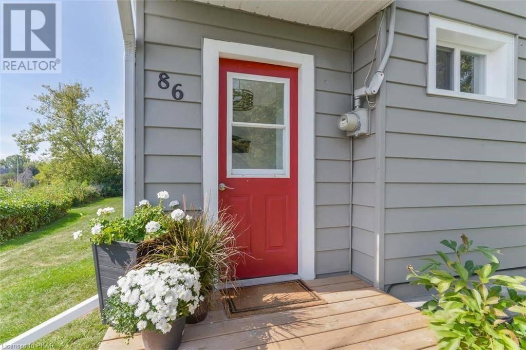 House for sale at 86 Herchimer Ave Belleville Ontario - MLS: 236329
